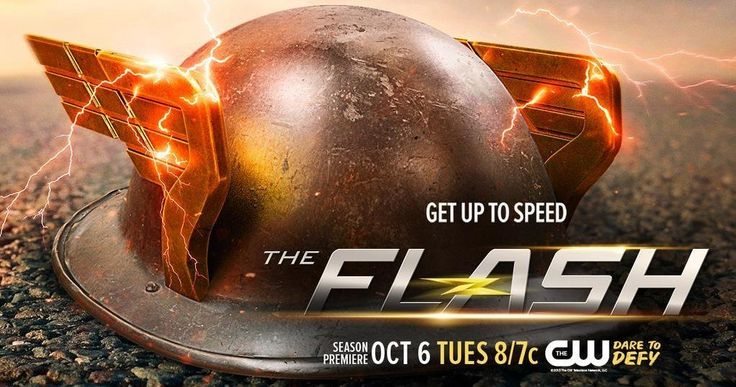 'Flash' Season 2 Poster Teases the Arrival of Jay Garrick -- Jay Garrick's iconic helmet, which eagle-eyed fans caught in the Season 1 finale, is seen once again in a new poster for 'The Flash' Season 2. -- http://movieweb.com/flash-season-2-poster-jay-garrick-helmet/
