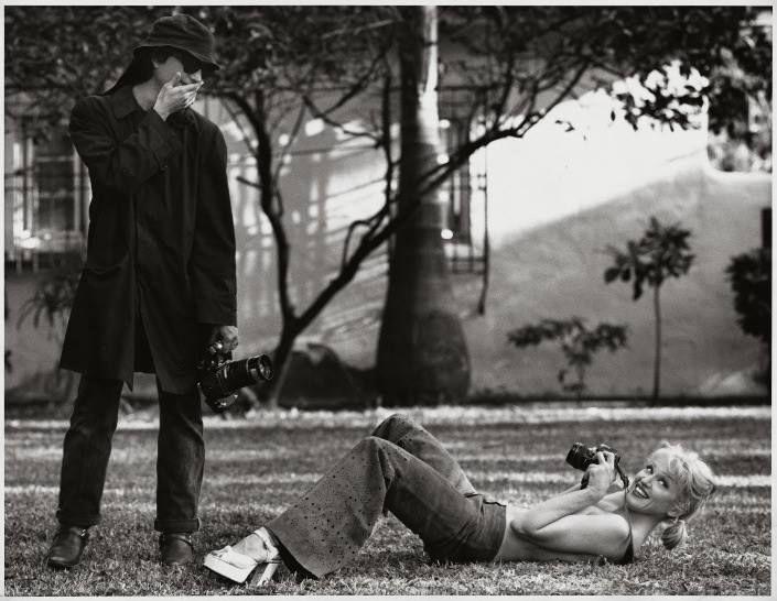 Madonna with Steven Meisel (1992)