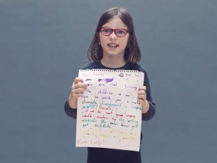 Kids Try to Solve Climate Change in PSA Campaign, Because Grownups Certainly Aren't |Climate change isn't your problem—it's your children's problem. ADWEEK.COM