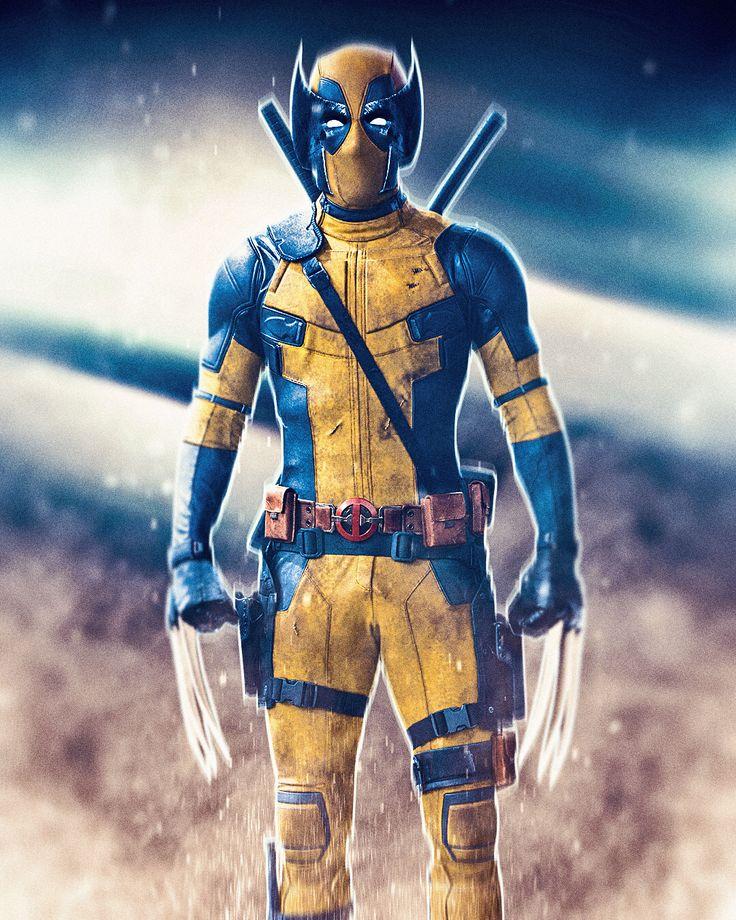 Deadpool x Wolverine mashup   [ Fan art ]  @vancityreynolds @thehughjackman #avengers #marvellegends #DCMarvelFans #deadpool #wolverine #arthomepage #marvel #theavengers #infinitywar #marvelselect #comics #fanart #comicbook #art #illustration #digitalart #instaart #instacool #artistsoninstagram #artoftheday #love #ryanreynolds #hughjackman #Adobe_Reflections #abstractart #superhero #theartshed #artist #photoshop_creative #enter_imagination
