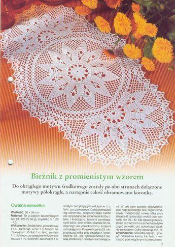 Kira crochet: Crocheted scheme no. 629