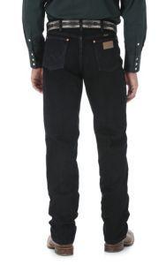 Wrangler Cowboy Cut Black Original Fit Jeans | Cavender's