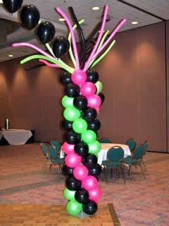 17 best images about charlie 79 on pinterest mickey for Balloon decoration chicago