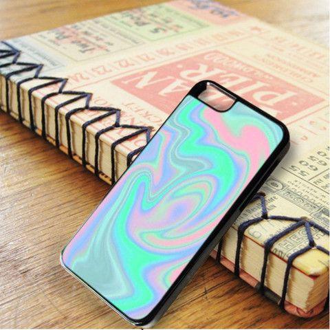 Hologram Holographic Style iPhone SE Case