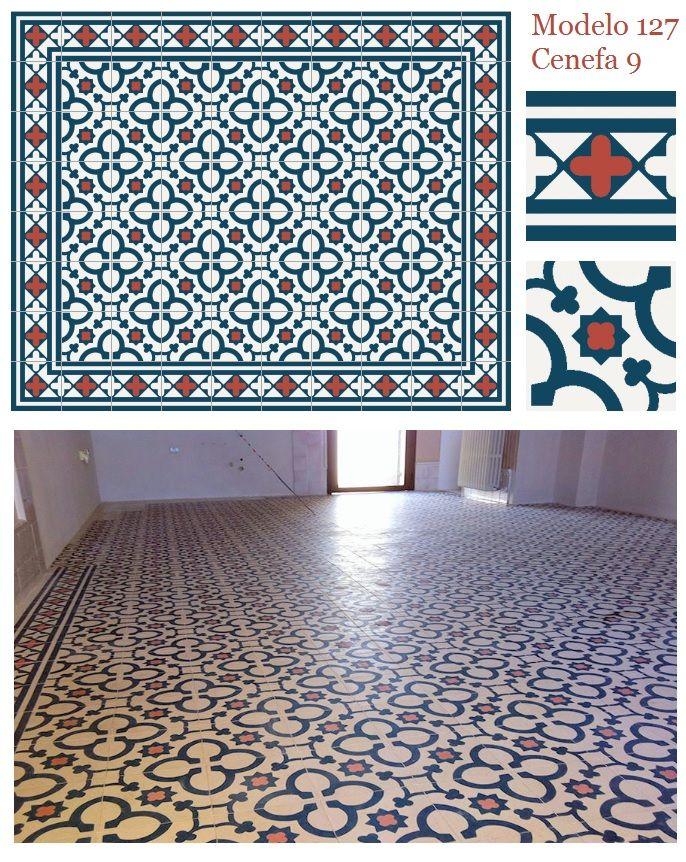 Las 25 mejores ideas sobre suelo rojo en pinterest y m s - Azulejos y suelos ...