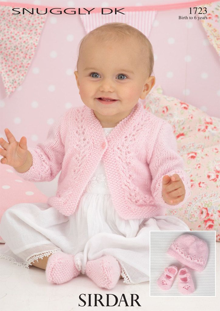 Image result for sirdar baby knitting patterns free ...