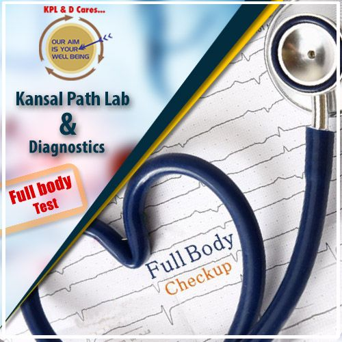 Kansal path lab offers Full body #HealthCheckUp packages in #YamunaVihar #Delhi. Contact us on +91-9999265646 And also mail us info@kansalpathlab.com.