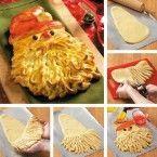 Golden-Santa-Bread