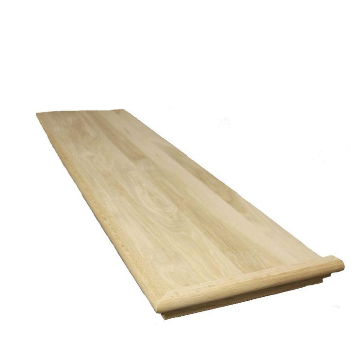 Best Stairtek 5 8 In X 11 1 2 In X 42 In Unfinished White 400 x 300