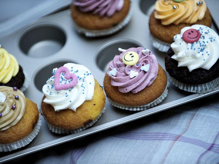 Prekvapte priateľov najlepším cupcakom. Tipy a triky od cukrárov