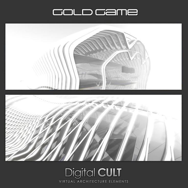 "CUSTOM BUILDINGS page: http://news.mydigitalcult.com/custom.html  Digital CULT - ""we make your second reality come true"" http://news.mydigitalcult.com"