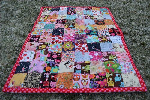Kostičky, barvičky barevné....dětská hrací deka :)