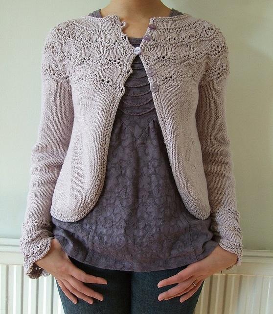 Really beautiful cardigan design by meghanaf, via Flickr