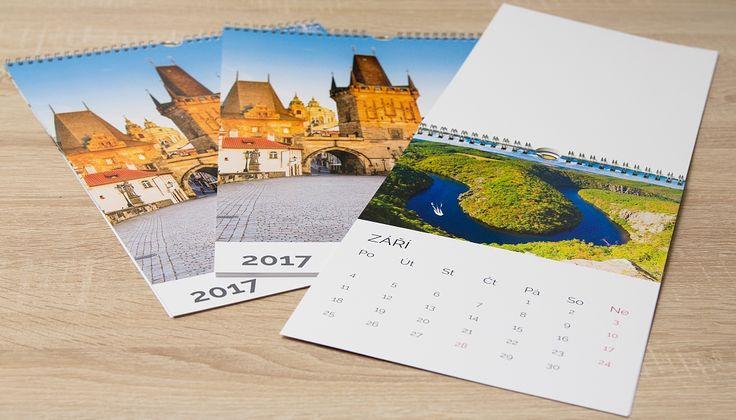 Jak vytvořit kalendář z vlastních fotek