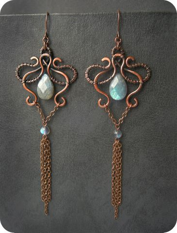 earrings.