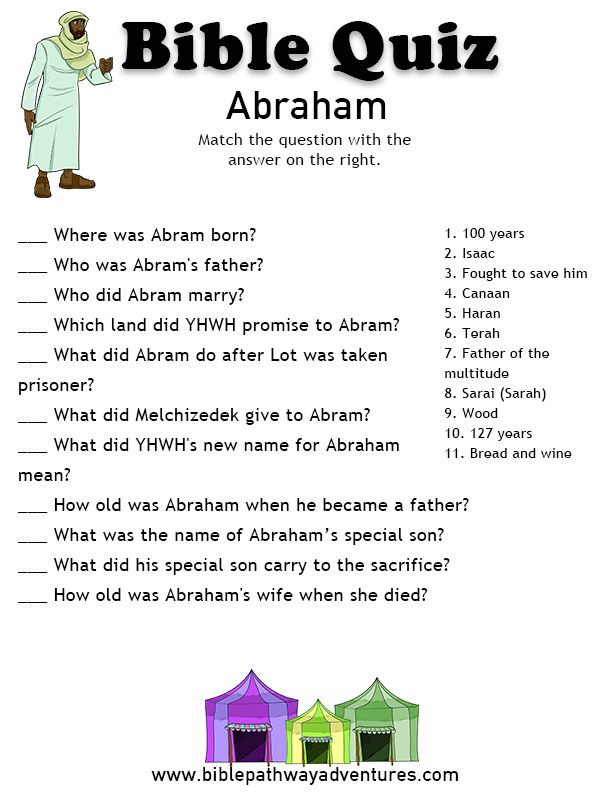 Abraham in the Bible - 4 Things You May Not Know About Him