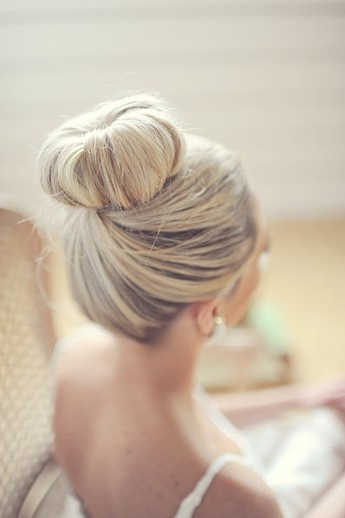 Ballerina Bun is perfect for any occasion