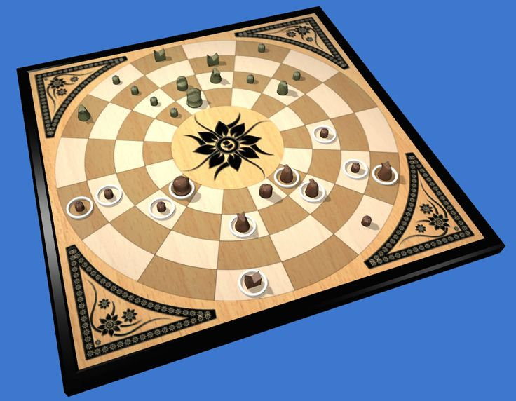 Play Byzantine Chess online 3D or 2D http://www.jocly.com/#/play/byzantine-chess