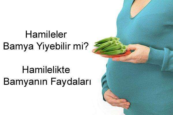 Hamileler #Bamya Yiyebilir mi? Hamilelikte Bamyanın Faydaları  #hamilelik #hamile #gebelik #pregnant #pregnancy #sağlık #health #beslenme #kadın #kadınsağlığı #bebek #bebeksağlığı #tavsiyeler #faydalıbilgiler