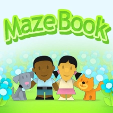 http://softwarebastion.com/childrens-software/thinking-problem-solving/maze-book-download-com/  Maze Book provides an endless supply of computer generated mazes for kids. With three levels of difficulty, kids can find the level of challenge that is right for them.