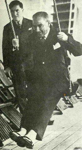 Kemal Ataturk of Turkey