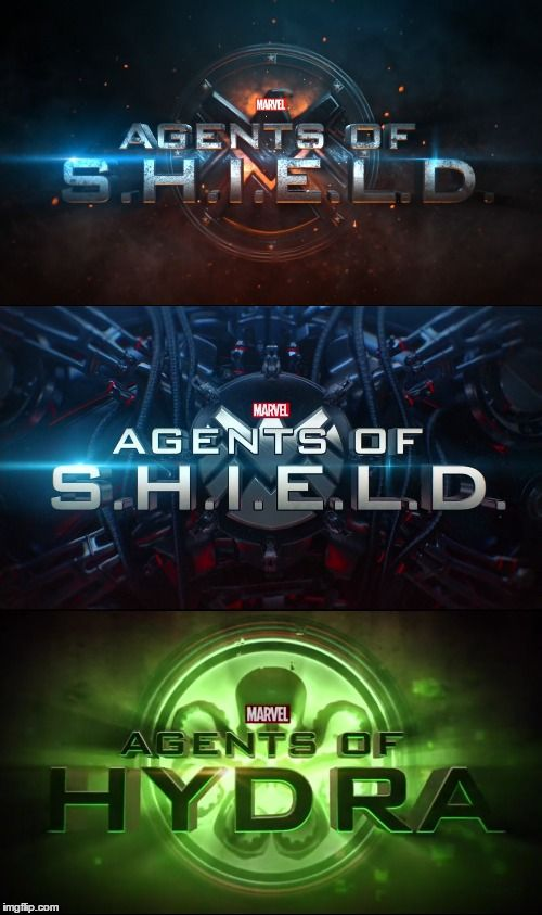 Agents of S.H.I.E.L.D. Season 4 All Title Cards