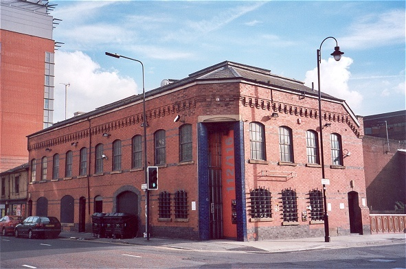 Factory records #Charles Street #Manchester