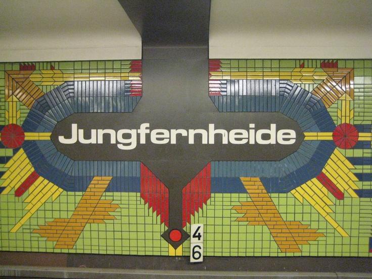 Ubahn - berlin