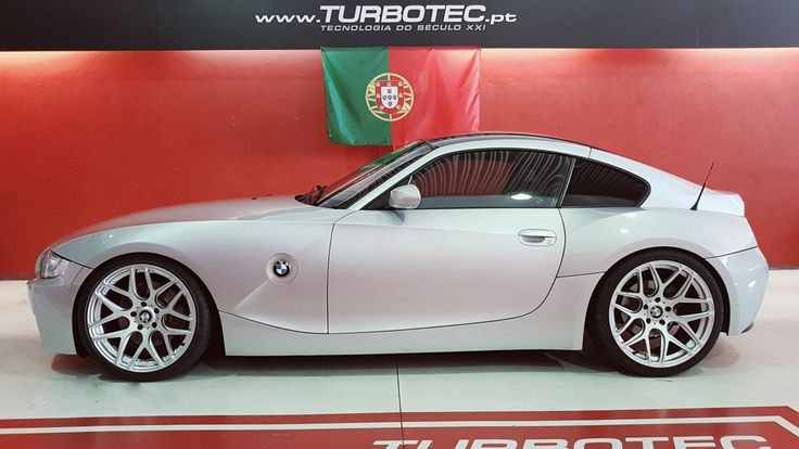 BMW Z4 3.0 SI Coupe. Ispiri ISR10. H&R.