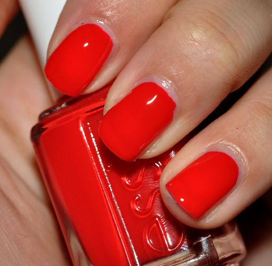 Best Bright Red Nail Polish: 1000+ Ideas About Bright Red Nails On Pinterest