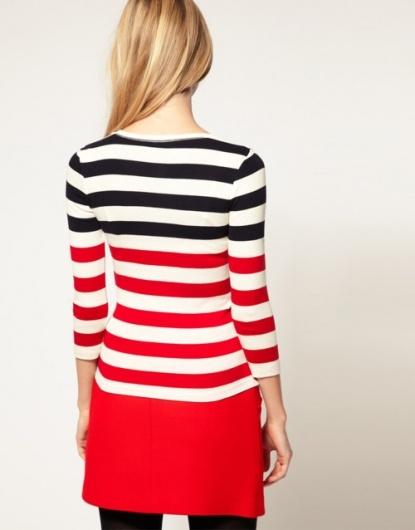 ..Kentson, Bold Stripes, Style, Merde, Riding Boots, Low Fashion, High Fashion, Black Tights, Wear