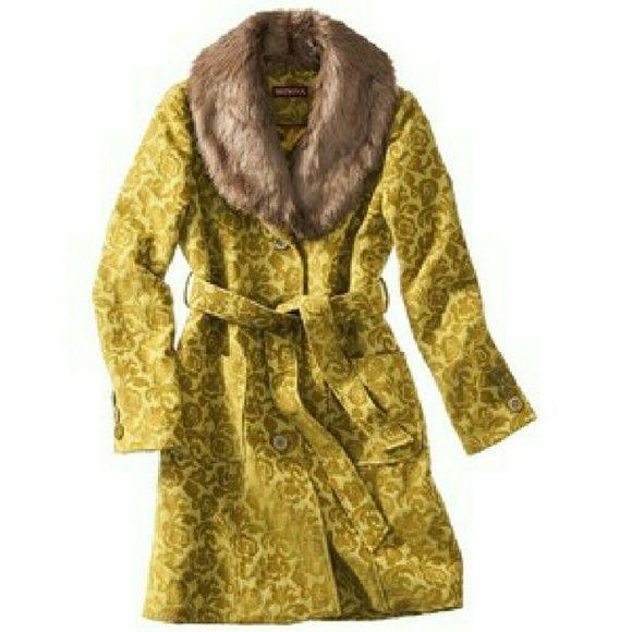 Vintage Inspired Coat 4