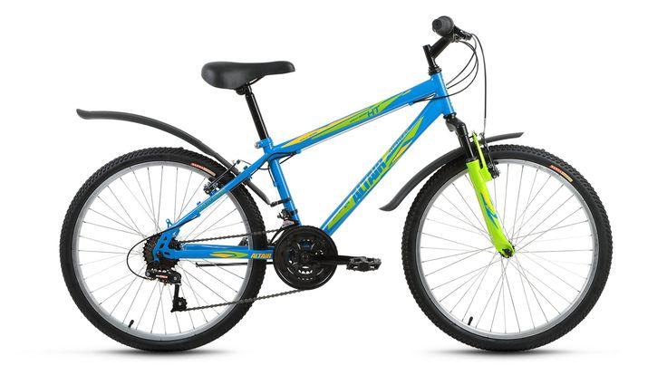 Велосипеды спортивные горный ALTAIR MTB HT 24