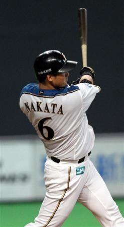 Sho Nakata (Hokkaido Nippon-Ham Fighters)