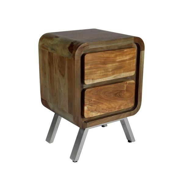 Aspen Greeno 2 Drawer Lamp Table – Hickory Furniture Co.