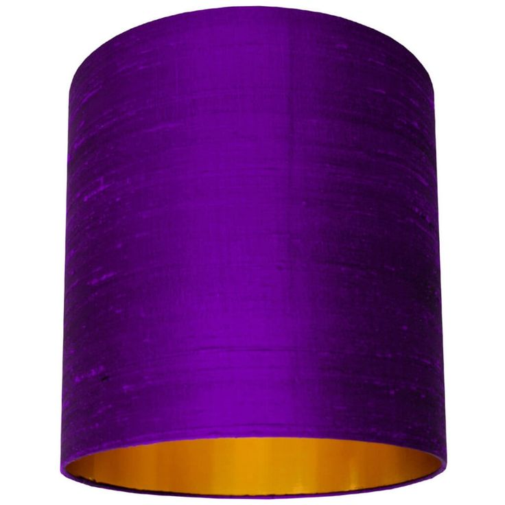 Home Decoration, Inspiring Cylinder Purple Lighting Shade Ideas For Purple Glass Lamp Design Ideas: Get Romantic Look With Purple Lamp Shade