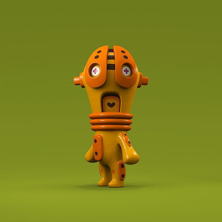 Galaxy Bot