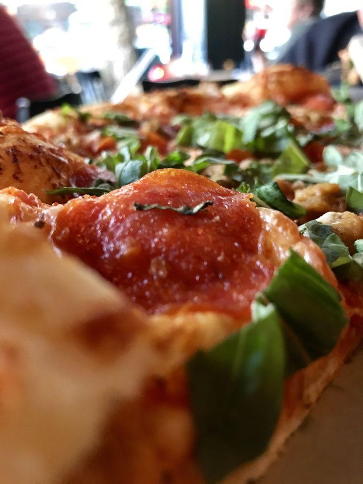 Zeek's Pizza - Seattle (sooo good :))  Walking distance from the Space Needle