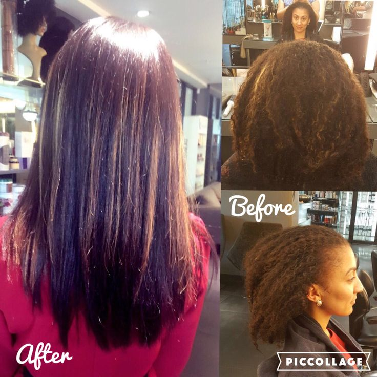Midori transformation with hair by Stacey!