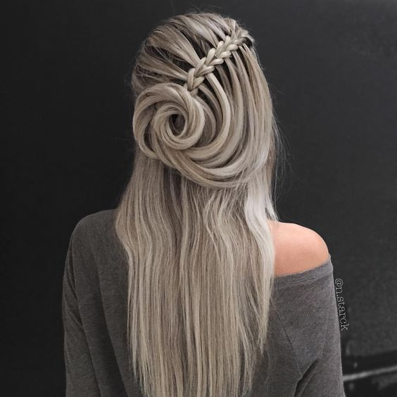 #avantgardehairstyle #hairstyles #uniquehairstyles