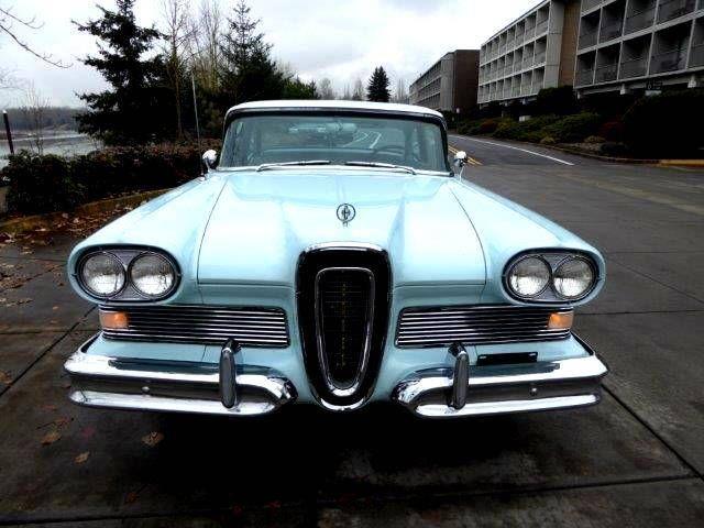 1958 Edsel Pacer for sale #1905680 | Hemmings Motor News