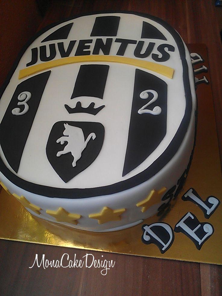 Juventus Cake Monacakedesign Pinterest Cakes