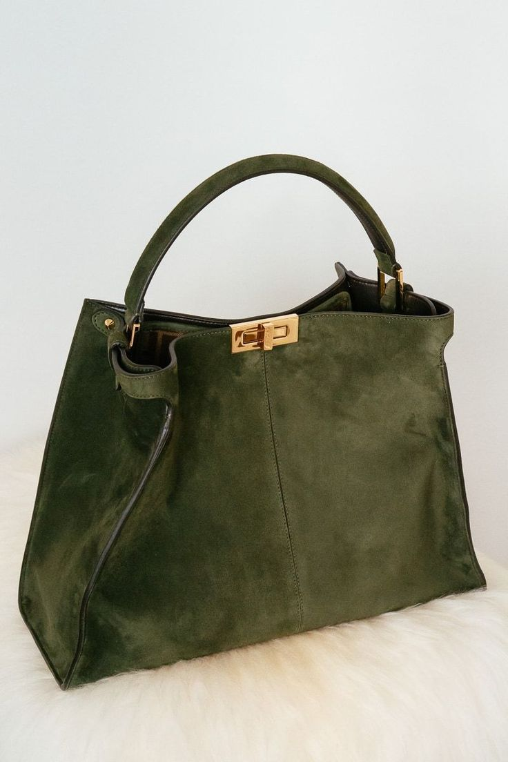 Introducing the Fendi Peekaboo X-Lite Bag (The Purse Blog)