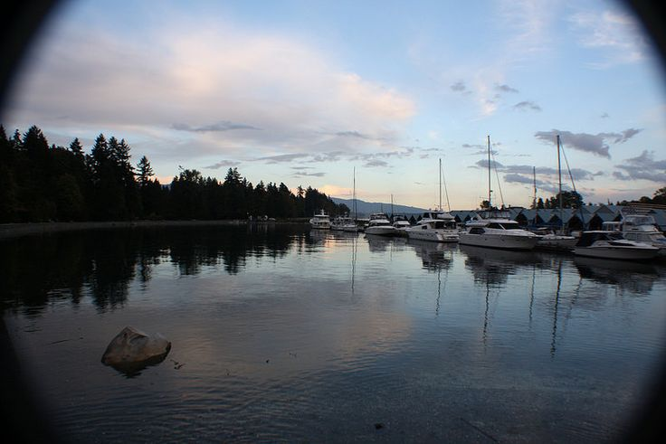 Coal Harbour Marina, Vancouver
