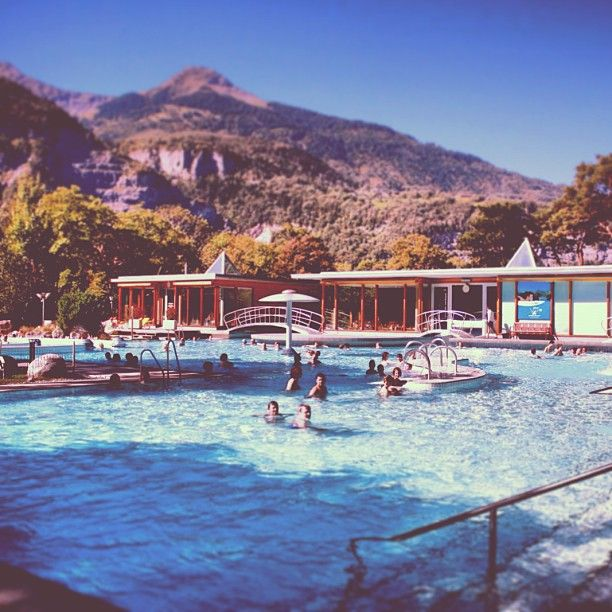 Thermal Bath 30 minutes from Whitepod | Lavey-les-Bains, VS
