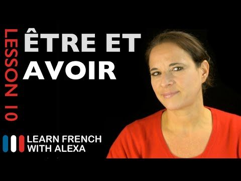 Etre et Avoir - Sing In French (Official Sing Along) - YouTube