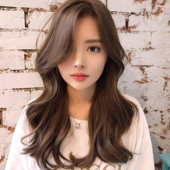 On Trend 6 Best Hair Colours For Different Asian Skin Tones In 2020 Top 10 Best Korean Hair In 2021 Hair Color Asian Korean Hair Color Asian Brown Hair
