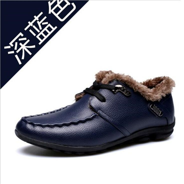 ==> [Free Shipping] Buy Best Four season High quality Split Leather men shoes Soft-bottom Flats Zapatos hombre male Comfortable holes on vamp Driving shoes Online with LOWEST Price | 32808628592