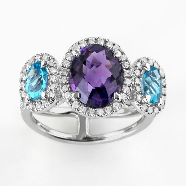 9e50fabef89ead042e36d328f2764b47 oval frame sonora 20 best blue topaz amethyst images on pinterest blue topaz  at n-0.co