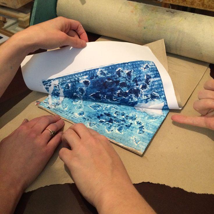 Structural graphic workshop - work in progress